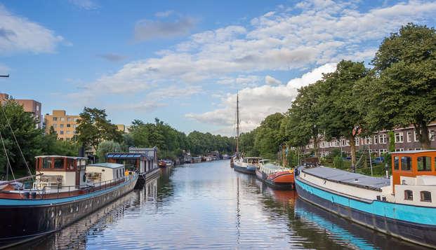 Verken het historische Groningen vanuit het centrum