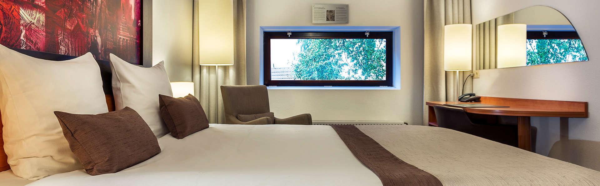 Overnacht in een mooi hotel in hartje Groningen