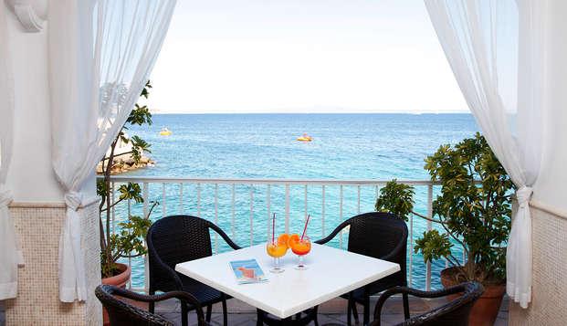 Escapada con cena buffet en Hotel 4* frente al mar en Mallorca