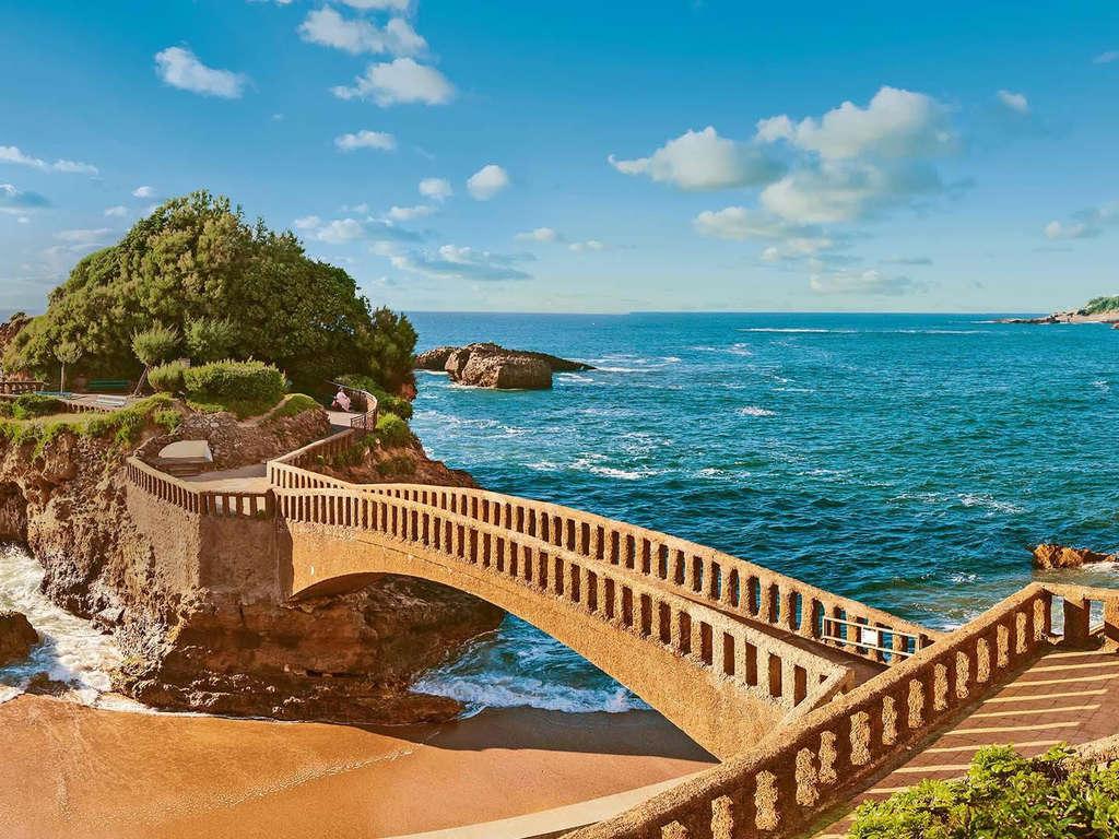 Séjour Biarritz - Séjour de charme les pieds dans l'eau à Biarritz  - 4*