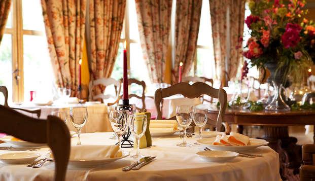 Escapade gourmande dans un hôtel de charme 4* et dîner semi-gastronomique