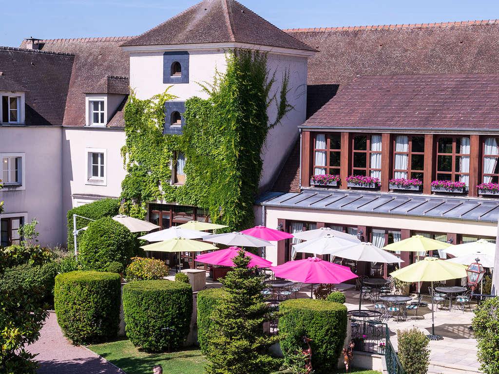Séjour Ile-de-France - Pause romantique dans un cadre bucolique, proche de Paris  - 4*