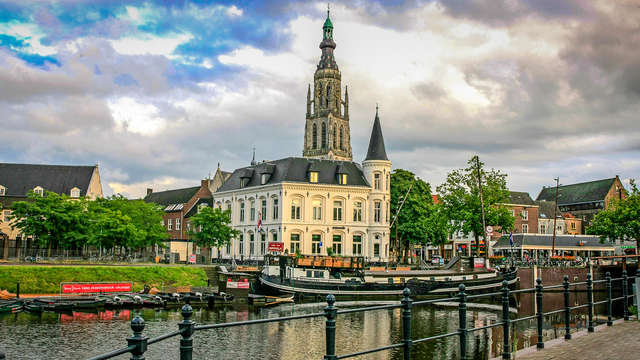 Séjour supérieur dans la chaleureuse ville de Breda