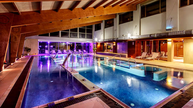 Détente totale avec un magnifique spa à La Molina