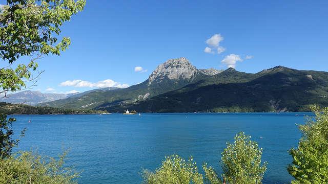 Escapada cerca del lago Lauzet