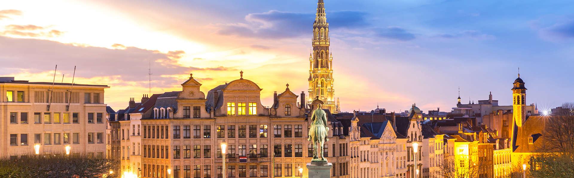 Estancia de lujo en la capital belga (desde 2 noches)
