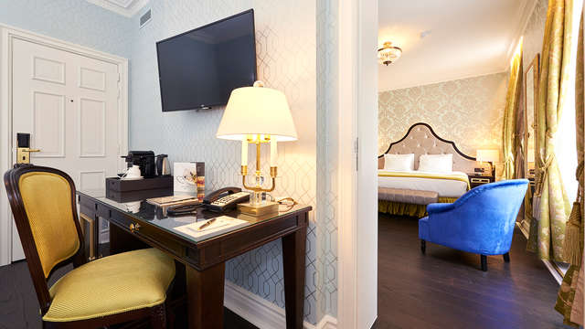 Stanhope Hotel Brussels by Thon Hotels - Suite