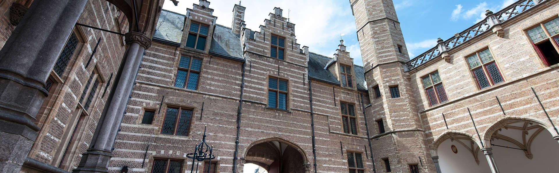 La combinaison citytrip et bien-être dans le plus vieil hôtel des Pays-Bas
