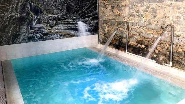 Disfruta de todo el relax y el descanso en un impresionante Balneario en el País Vasco