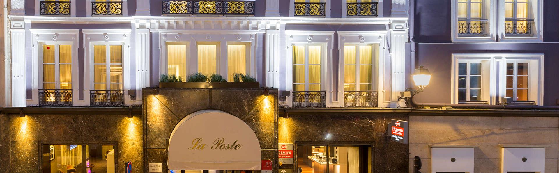 Best Western Premier Hôtel de la Poste & Spa - EDIT_NEW_FRONT.jpg