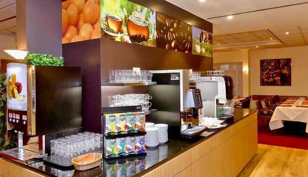 Hotel de Medici - NEW Buffet