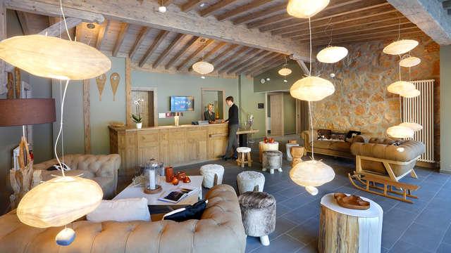 Hotel The Originals La Mainaz Restaurant Resort ex Relais du Silence