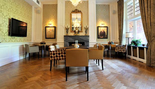 Genieten van luxe en charme nabij Den Bosch