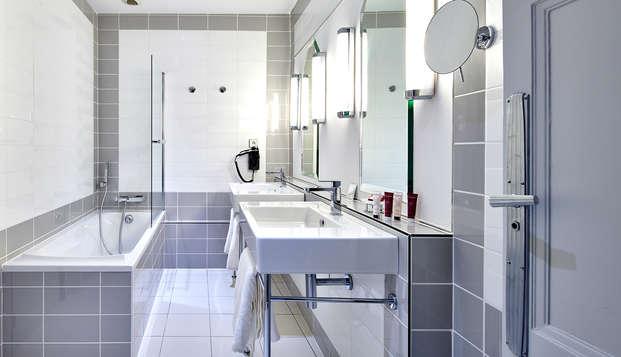 Hotel Spa Vacances Bleues Le Splendid - NEW BATHROOM