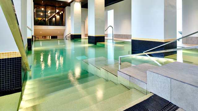 Invitation à la relaxation en chambre luxe en plein cœur de Dax