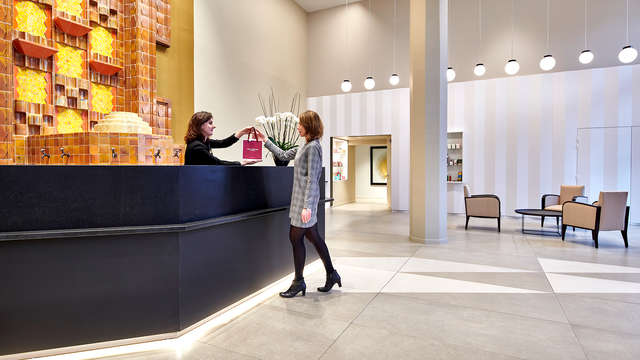Hotel Spa Vacances Bleues Le Splendid - NEW RECEPTION