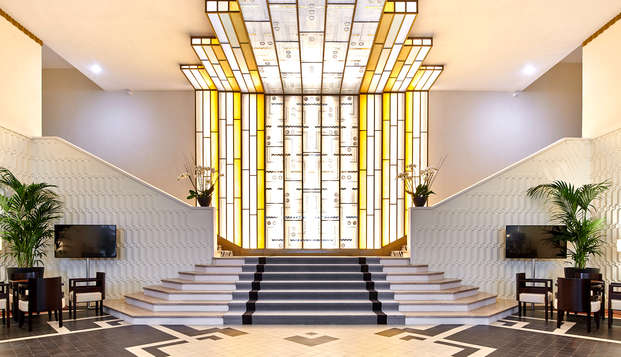 Hotel Spa Vacances Bleues Le Splendid - NEW LOBBY