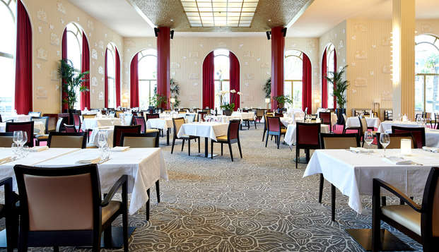 Hotel Spa Vacances Bleues Le Splendid - NEW RESTAURANT