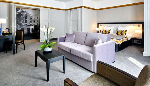 Hotel Spa Vacances Bleues Le Splendid - NEW ROMO