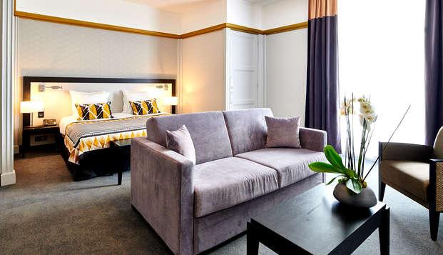 Hotel Spa Vacances Bleues Le Splendid - NEW ROOM