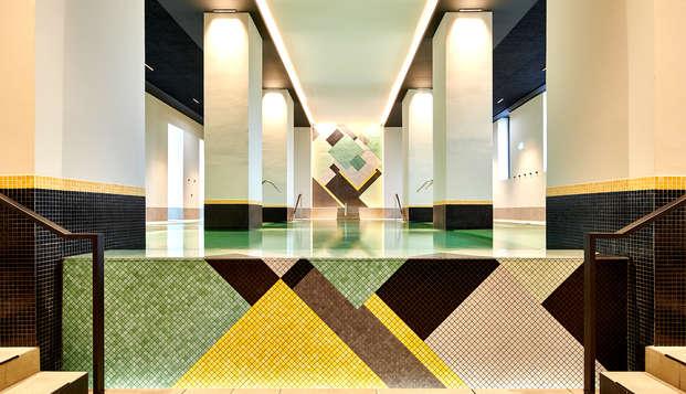 Hotel Spa Vacances Bleues Le Splendid - NEW SPA