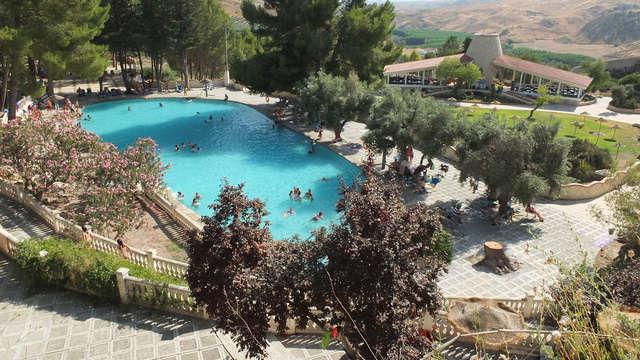 Vacaciones relax en balneario en pensión completa con tratamientos y masaje (desde 2 noches)