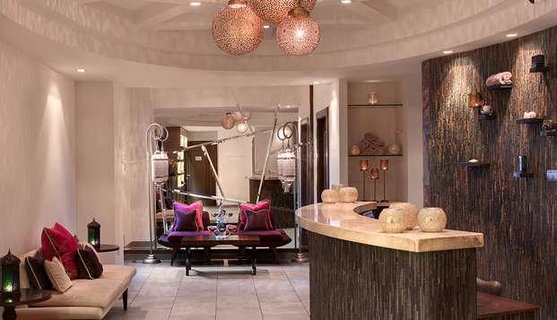 Tiara Miramar Beach Hotel Spa - NEW SpaReception