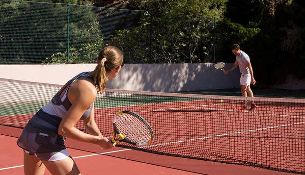 Tiara Miramar Beach Hotel Spa - NEW Tennis