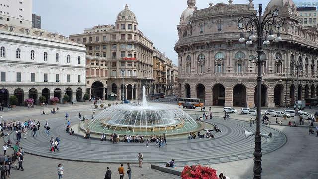 Relax e cultura in un hotel al centro di Genova con ingresso ai musei!