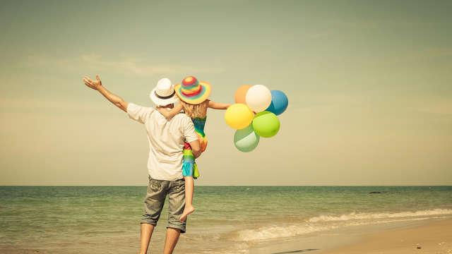 Gratuité enfant (hébergement et prestations) jusqu'à 12 ans