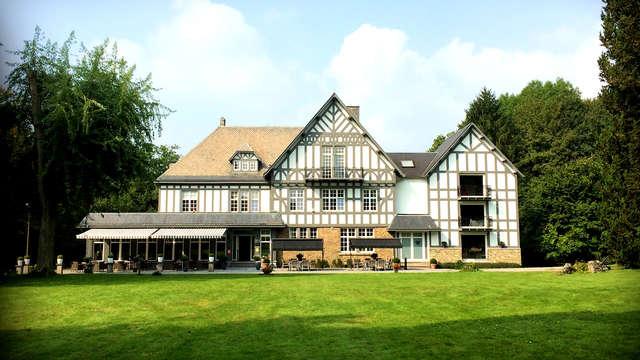 Luxe op een prachtige landgoed dicht bij Verviers