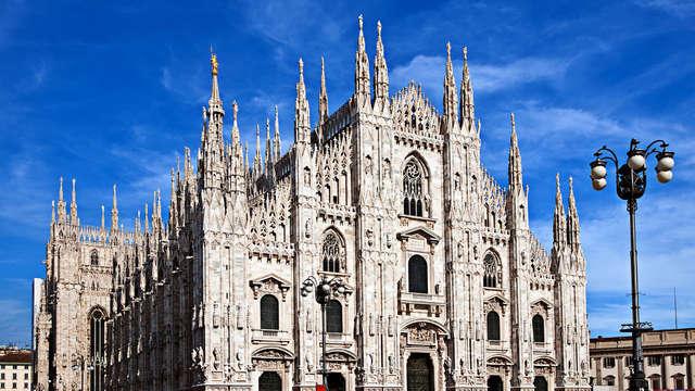Week-end à Milan dans un hôtel moderne d'affaires avec visite de la cathédrale