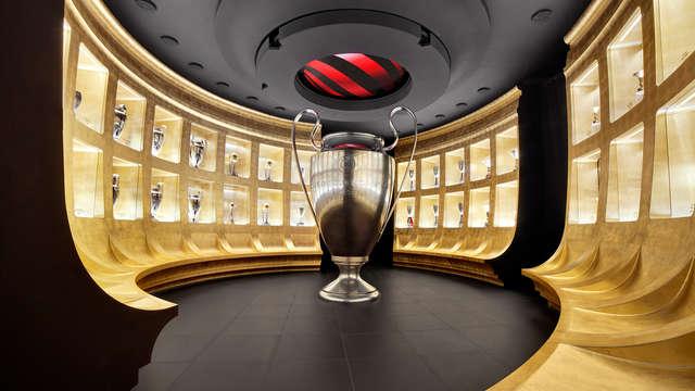Visita Casa Milan! Notte al centro di Milano per vivere la passione rossonera!
