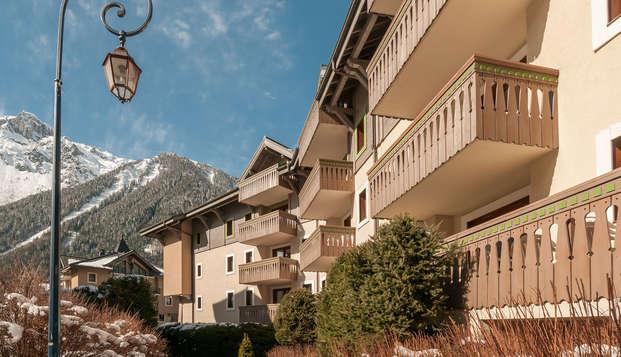 Mini vacances de charme au cœur des Alpes (à partir de 4 nuits)