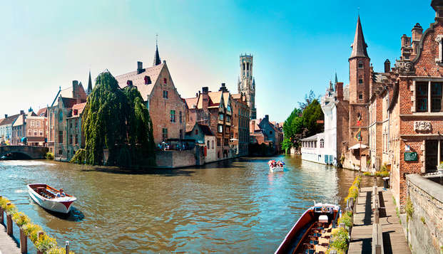 Découvrez le meilleur de Bruges