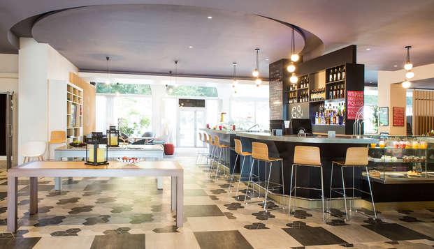 Novotel Toulouse Centre Compans Caffarelli - Bar