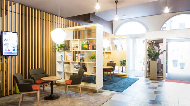 Novotel Toulouse Centre Compans Caffarelli - Lobby