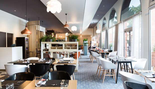 Novotel Toulouse Centre Compans Caffarelli - Restaurant