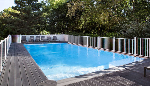 Novotel Toulouse Centre Compans Caffarelli - Pool