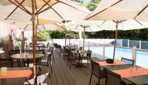 Novotel Toulouse Centre Compans Caffarelli - Terrace