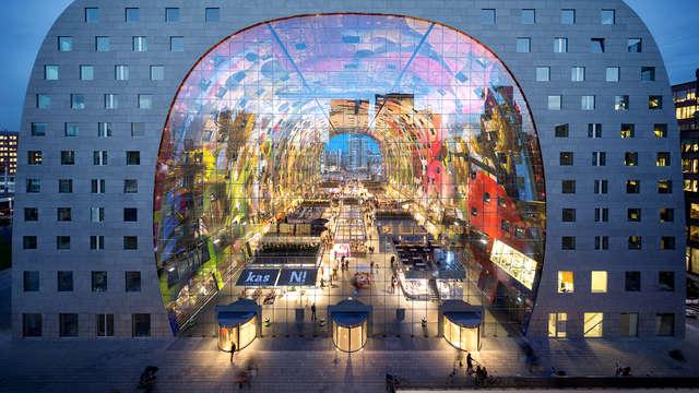 Découvrez la ville animée de Rotterdam