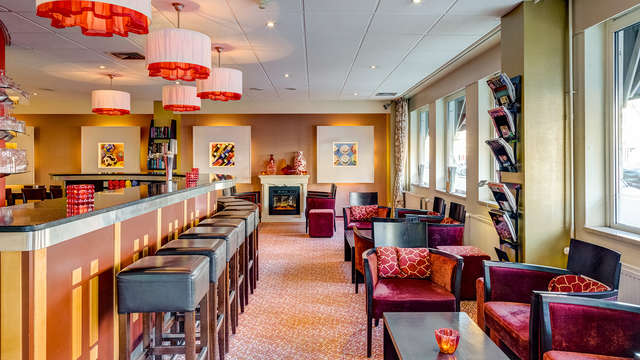 Fletcher Stadshotel Den Haag Former Hampshire Hotel - Meerdervoort - Bar