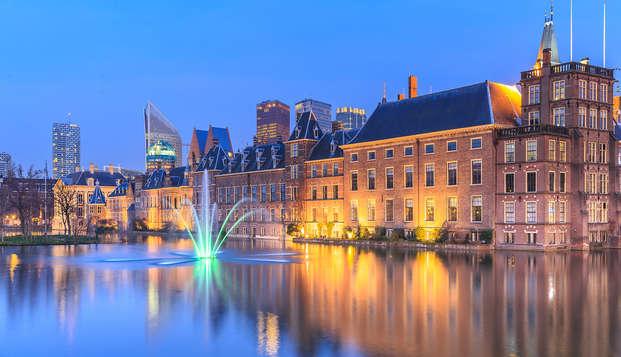 Fletcher Stadshotel Den Haag Former Hampshire Hotel - Meerdervoort - Den-Haag