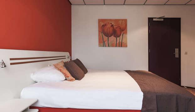 Fletcher Stadshotel Den Haag Former Hampshire Hotel - Meerdervoort - Double