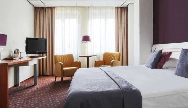 Fletcher Stadshotel Den Haag Former Hampshire Hotel - Meerdervoort - Luxe