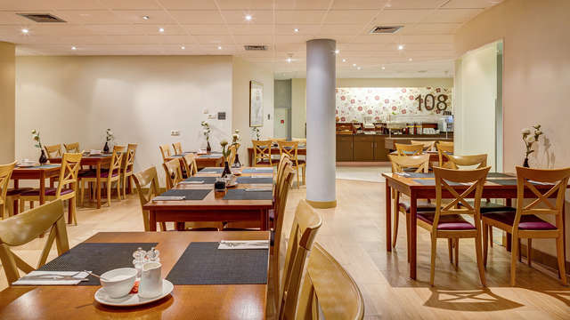 Fletcher Stadshotel Den Haag Former Hampshire Hotel - Meerdervoort - Restaurant