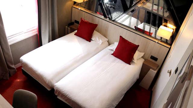 Week-end de charme en chambre Villa au Mont-Saint-Michel