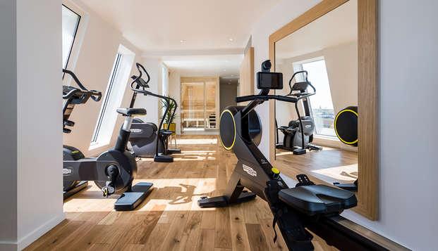Seeko o Hotel Design - NEW Gym