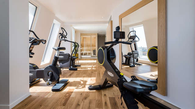 Seeko o Hotel Design - NEW Gym