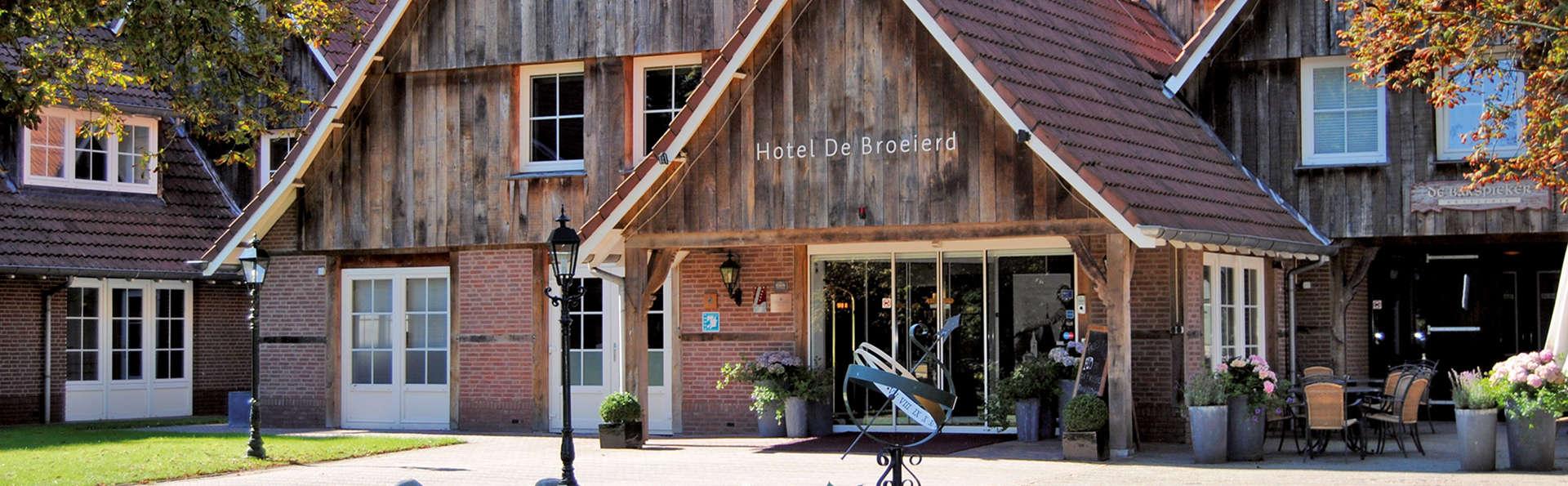 Fletcher Hotel-Restaurant De Broeierd-Enschede (Former Hampshire Hotel De Broeierd-Enschede) - Edit_Front3.jpg